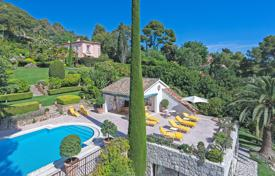 Luxury houses for sale in Cannes. Cannes — Californie — Panoramic sea view