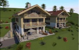 2 bedroom apartments for sale in Bavaria. Four-room apartment with a view of the mountains in a new residential complex, Tegernsee, Bavaria, Germany