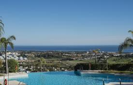 EXQUISITE SEA VIEWS APARTMENTS READY TO MOVE IN ESTEPONA for 315,000 €