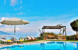 Houses for sale in Administration of the Peloponnese, Western Greece and the Ionian Islands. Villa – Corfu, Administration of the Peloponnese, Western Greece and the Ionian Islands, Greece