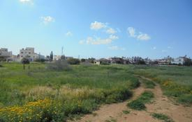 Land for sale in Paralimni. Residential Land