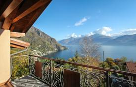 4 bedroom houses for sale in Lombardy. Villa in a prestigious area of Menaggio with panoramic views of Lake Como