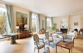 Luxury 5 bedroom apartments for sale in Ile-de-France. Paris 16th District – A stunning near 450 m² apartment