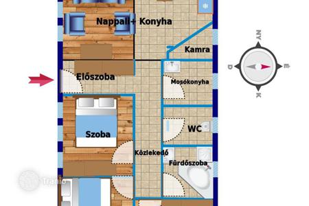 Property for sale in Jasz-Nagykun-Szolnok. Detached house – Szolnok, Hungary
