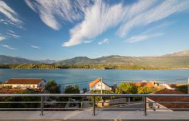 Apartments for sale in Krasici. Furnished apartments with open terraces and spectacular sea views in the village Krasici, Montenegro