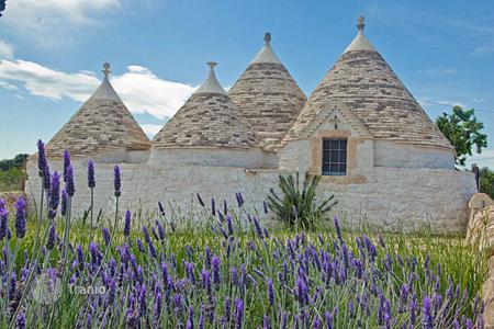 Villas and houses to rent in Apulia. Trullo Profumato