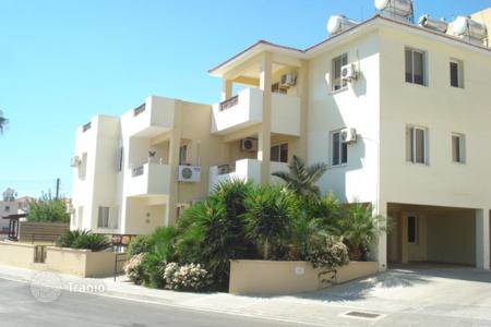 Cheap apartments with pools for sale in Oroklini. Two Bedroom Penthouse