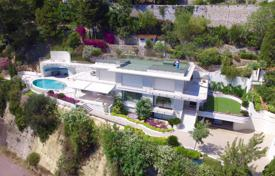 Luxury property for sale in Cap d'Ail. Cap-d'Ail — Stunning property with panoramic sea view