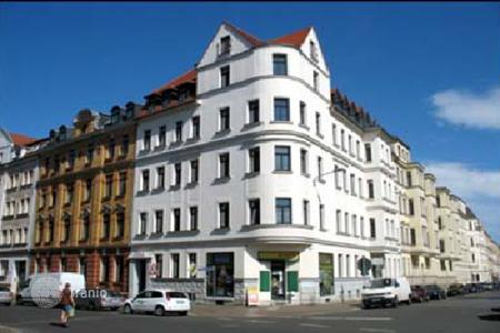 Residential/rentals for sale in Saxony. Apartment house in Leipzig, with a 5,2% yield