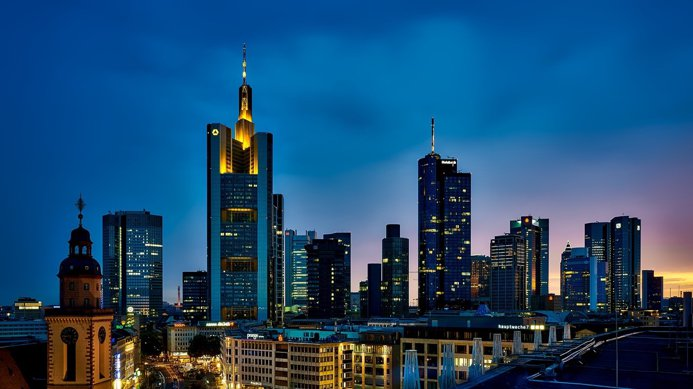 Frankfurt - the city that will benefit from Brexit