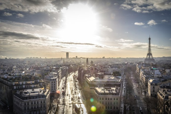 Paris is the most appealing city in continental Europe for investors