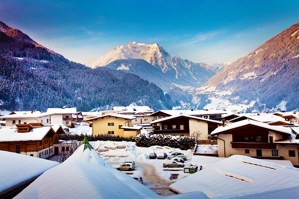 Renting a residential property out at an Austrian Alpine