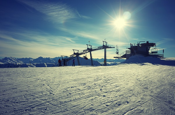 Kitzbühel is one of the top Alpine ski resorts in the world