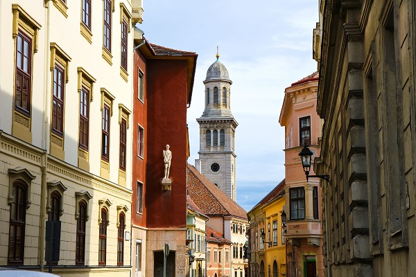 Sopron is an ancient town