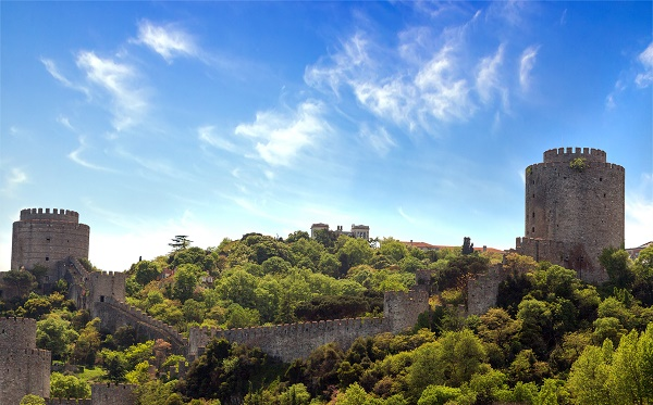 The Rumelihisarı fortress is a famous Istanbul landmark