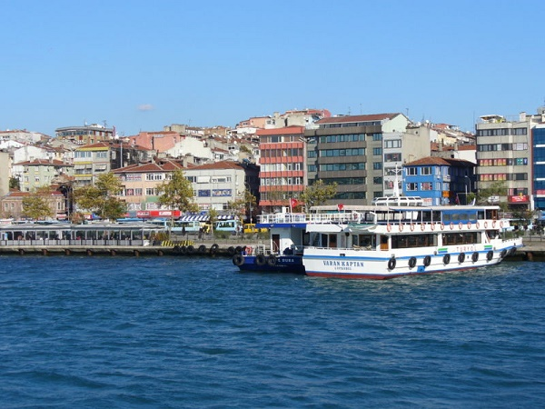 In ancient times, Kadıköy was known as the Greek town of Chalcedon