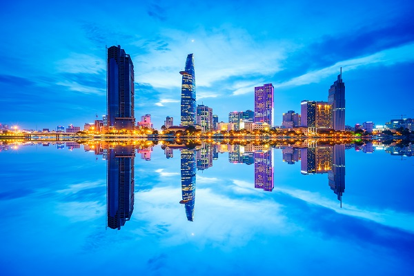 Vietnam's rapidly emerging economy is a bedrock for growth in its major real estate markets