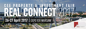Real Connect CEE Property & Investment Fair 2017